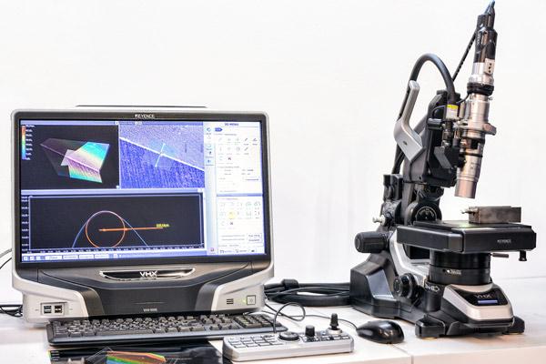 Wedco Produktion – Forschung und Entwicklung